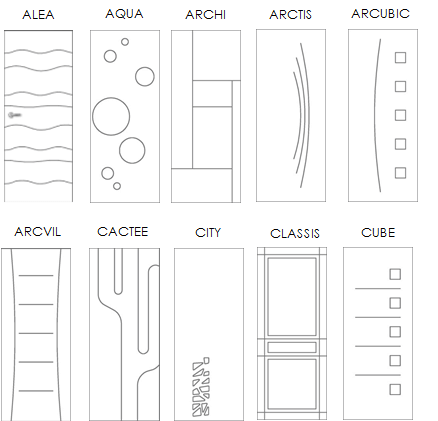décors portes intérieures technidecor